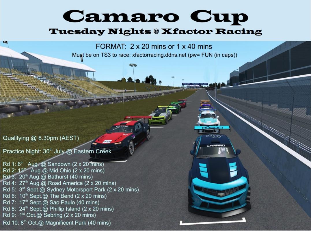 CamaroCup-Series1