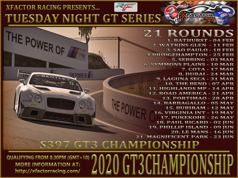 GT3 World Tour