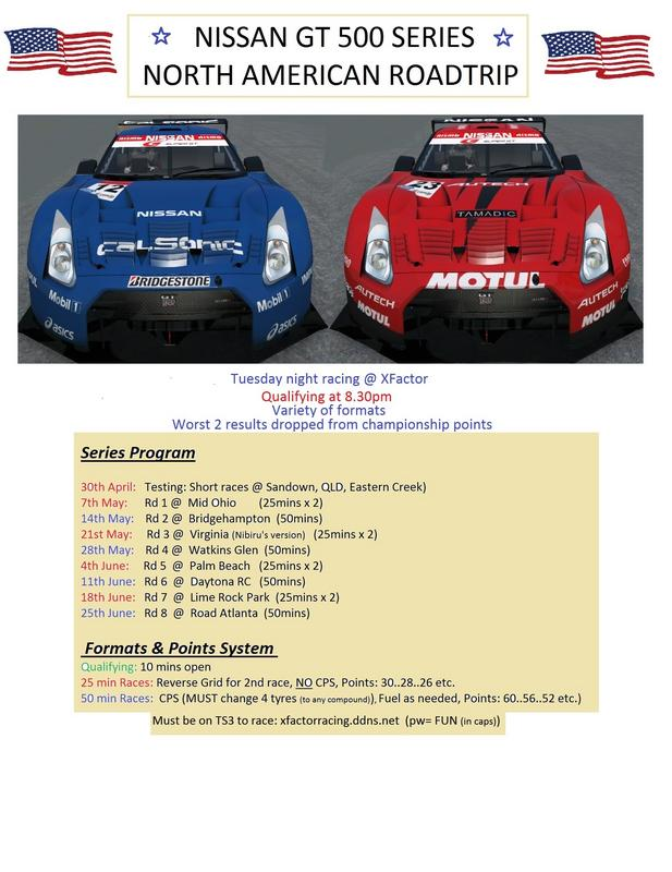 GTR 500-Series1